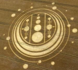 фото рисунки на полях нло